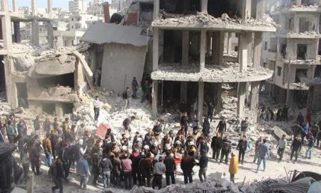 quince muertos en Siria