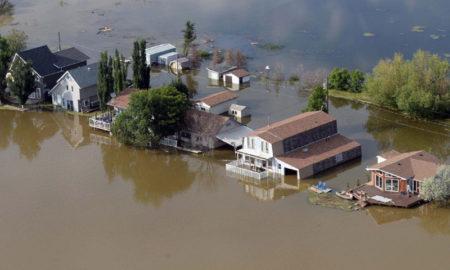 Inundaciones récord en Canadá: Hay más de 6.000 evacuados