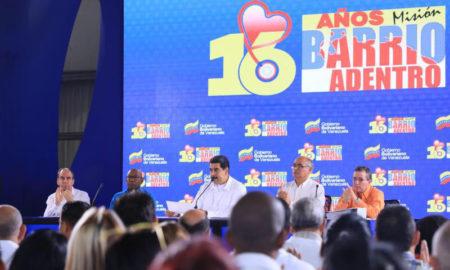 Ayuda humanitaria en venezuela