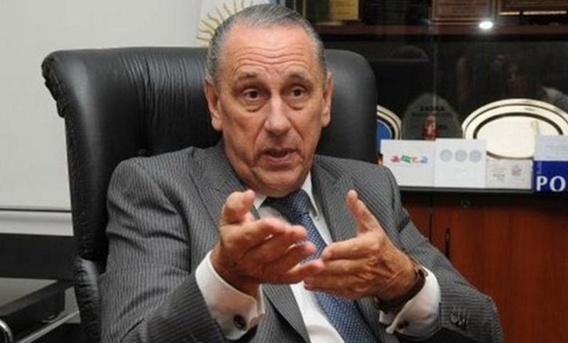 Árbitros del Sadra exigen la renuncia del titular, Guillermo Marconi