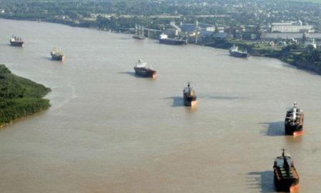98a460fea El gremio de Dragado y Balizamiento vigila de cerca la licitación de la  Hidrovía del Paraná