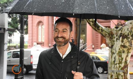 Sukerman cerró su campaña inaugurando una urna para recibir sugerencias de ciudadanos