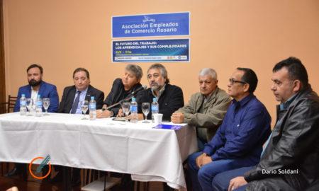 Comenzó una nueva jornada del Foro de Trabajadores de la Región Centro