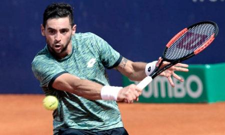 El santafesino Andreozzi avanzó a cuartos de final en el Challenger de Lisboa