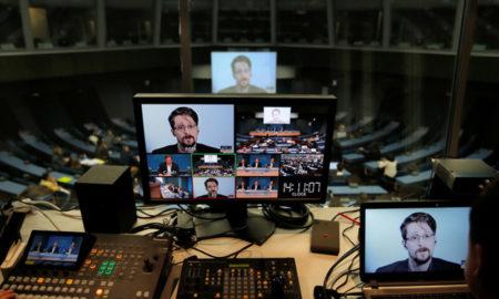 Snowden google y facebook nos vigilan