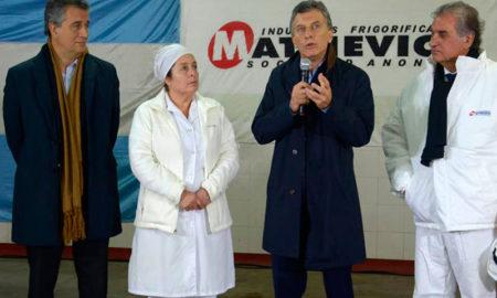 El Frigorífico Mattievich advierte que está en riesgo de cierre y peligran 300 puestos de trabajo