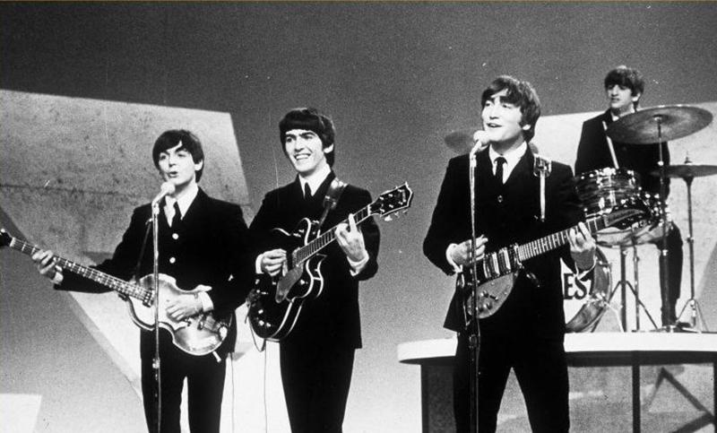 Resultado de imagen para audio de los beatles 50 años