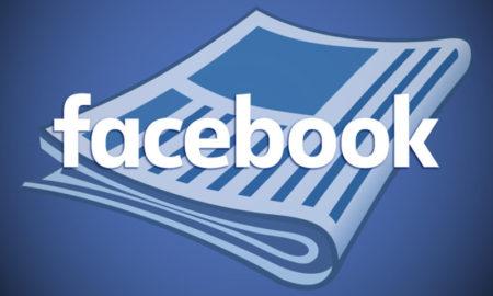 facebook sección actualidad