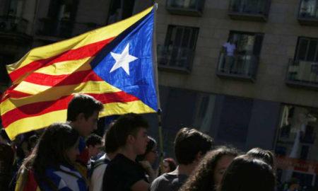 Independentistas españoles detenidos