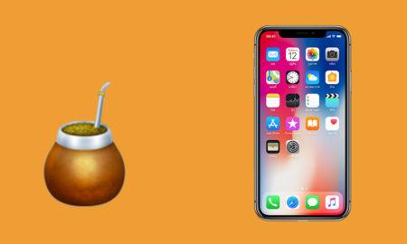 emoji de mate en iphone