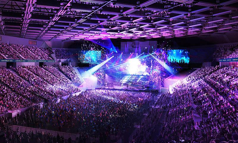 AccorHotels Arena de París