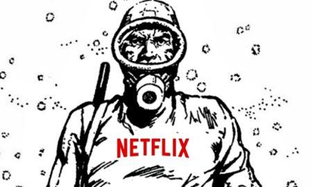 El eternauta Netflix