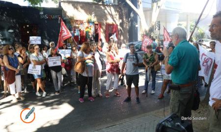 Rebaja salarial Amsafe Rosario