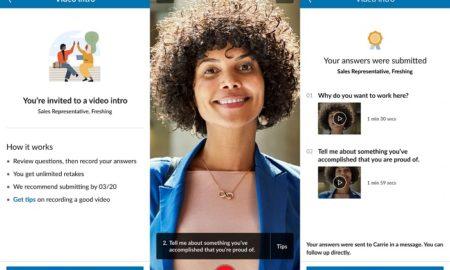 LinkedIn entrevistas videos