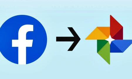 facebook google fotos