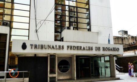 tribunales federales Rosario