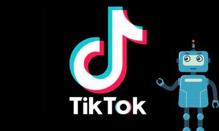 TikTok robots