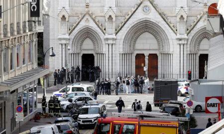 Ataque terrorista Francia