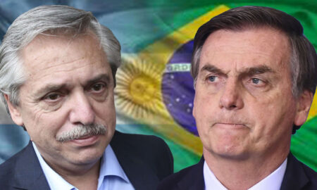 Bolsonaro - Fernández
