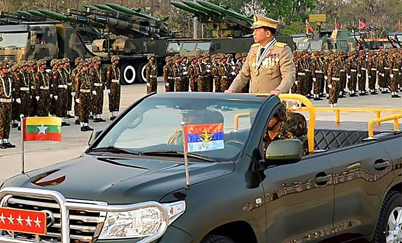 La presión interna y externa cercan a la junta militar de Myanmar, que  responde con más represión