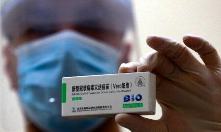 Vacuna china