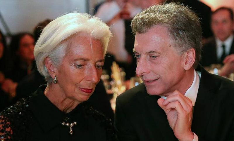 La Oficina Anticorrupción detalló la denuncia contra Macri y su equipo por la deuda con el FMI