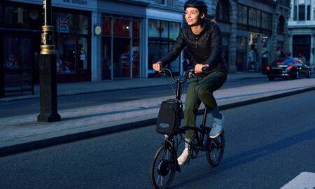 brompton bicicleta eléctrica