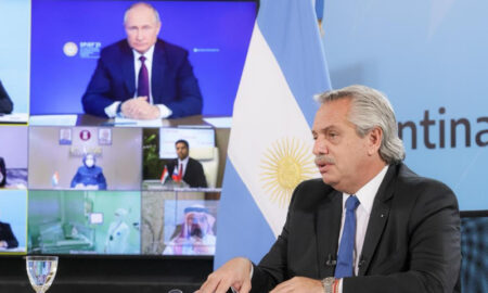 Alberto y Putin