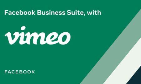facebook se integra con vimeo create
