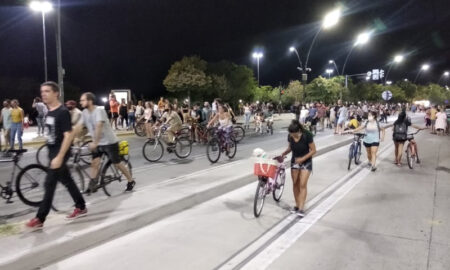 Calle Recreativa Nocturna