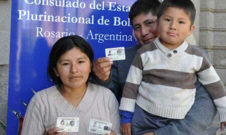 renovación cédulas identidad bolivia